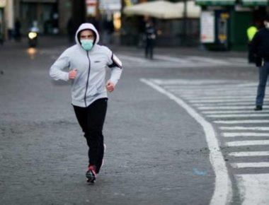 jogging-coronavirus