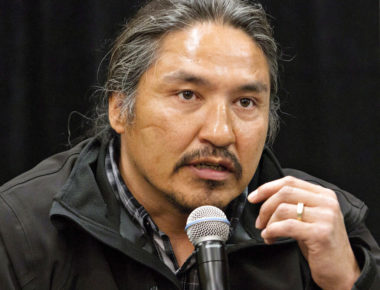 canada capo indigeno