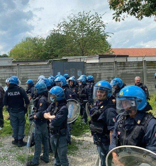 saluzzo polizia