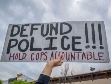 USA Defund the police