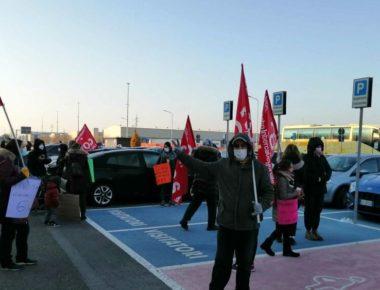 sciopero interporto Bologna appalto Yoox-2