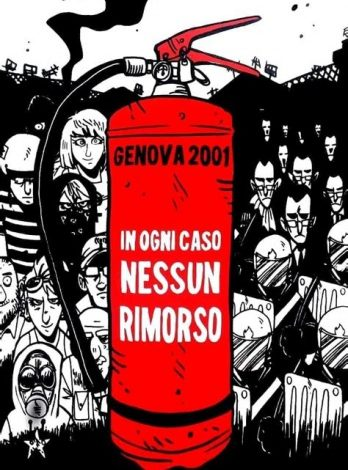 genova 2001 nessun rimorso