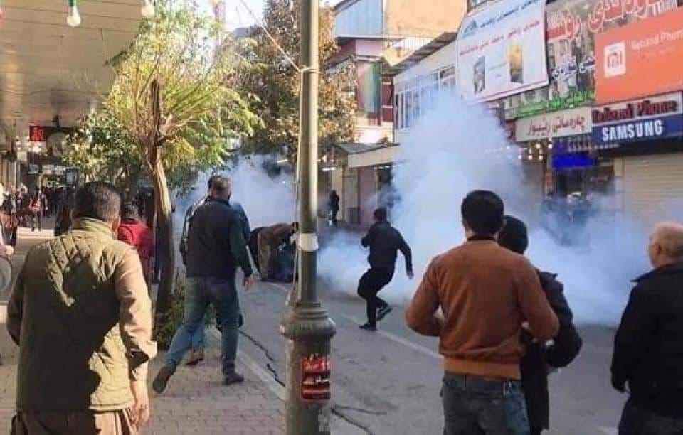 kurdistan iracheno repressione