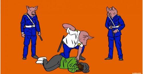 poliziotti-pigs clip gianna nannini