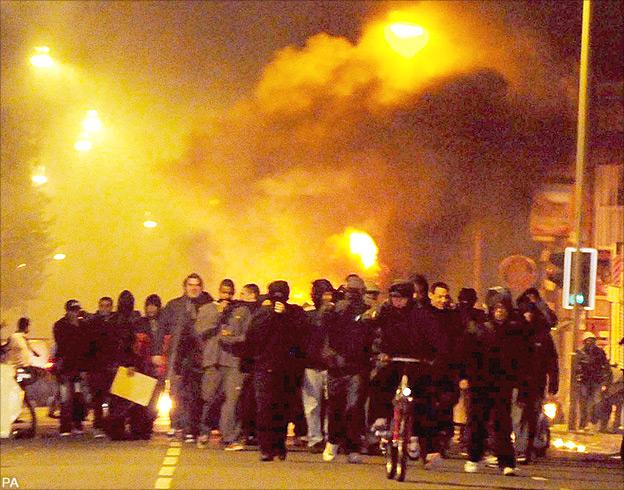 liverpool riot