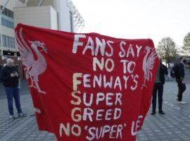 no super league - liverpool