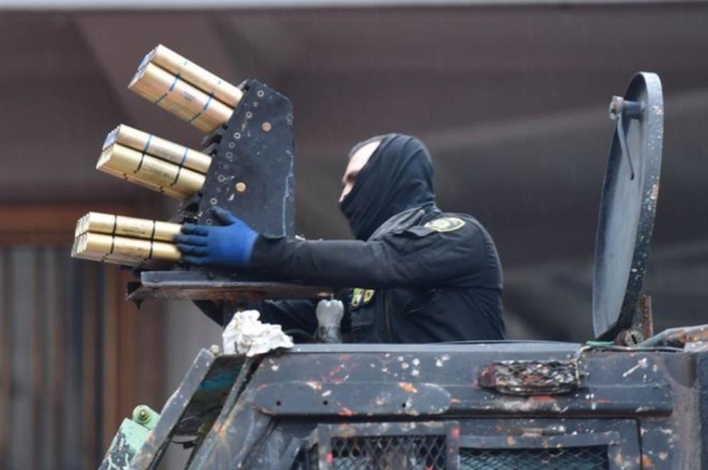 nuove armi polizia