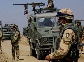 africa militari italiani