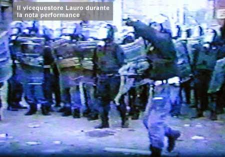 vicequestore Lauro