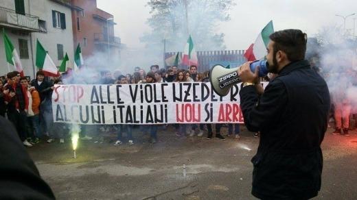 casapound roma rom