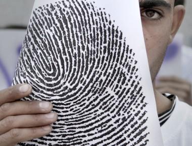 migranti impronte