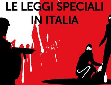 leggi speciale