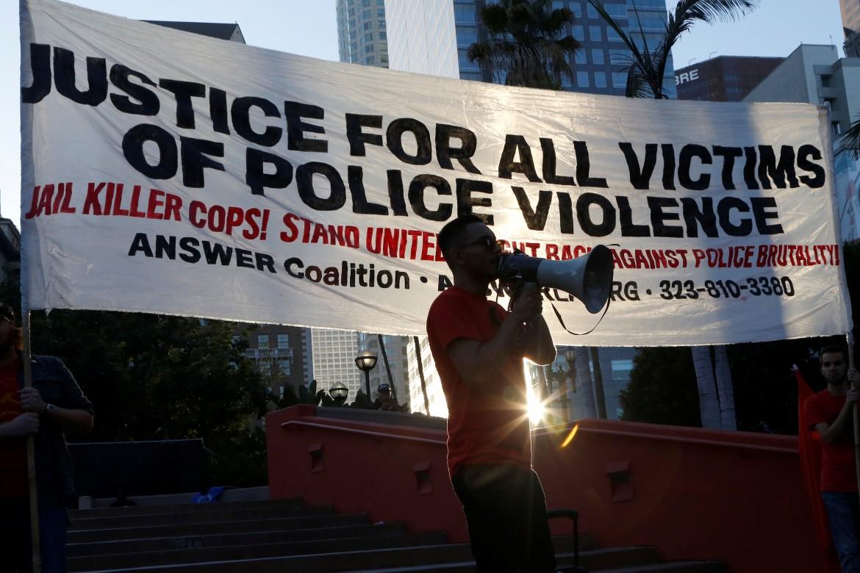Manifestazione di Black Lives Matter  © LaPresse