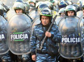 argentina gendarmeria