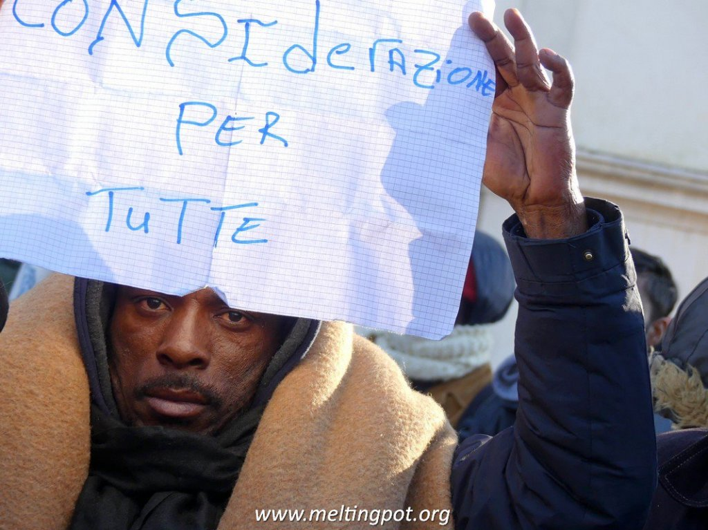 foto di di Carmen Sabello, tratta da Meltingpot.org