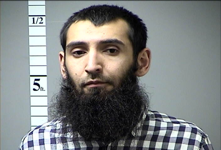 Sayfullo Saipov, l'attentatore di Lower Manhattan © Reuters
