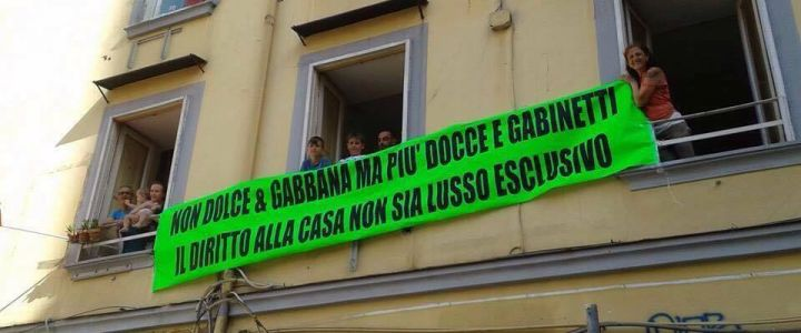 Napoli-via-Miraglia sgombero