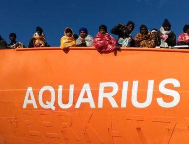 aquarius migranti