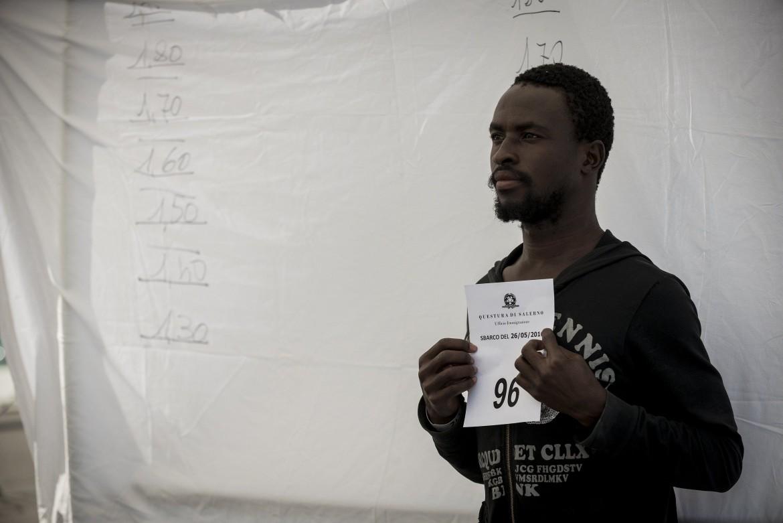 migrante identificazione