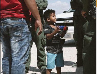 bambini migranti confine usa