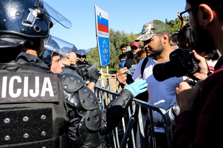 croazia respingimenti migranti