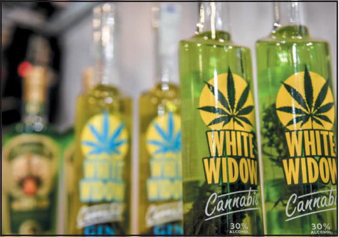 cannabis ligt