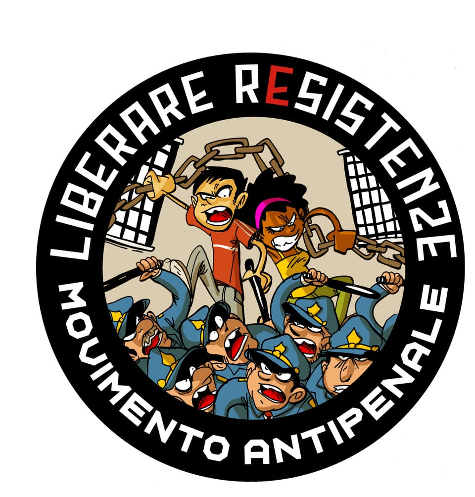 logo movimento antipenale