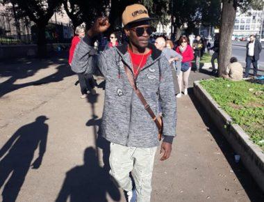 sadio camara migrante accoltellato