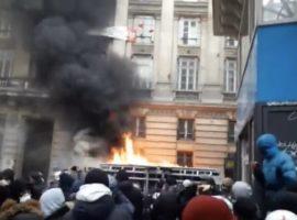 francia sciopero generale
