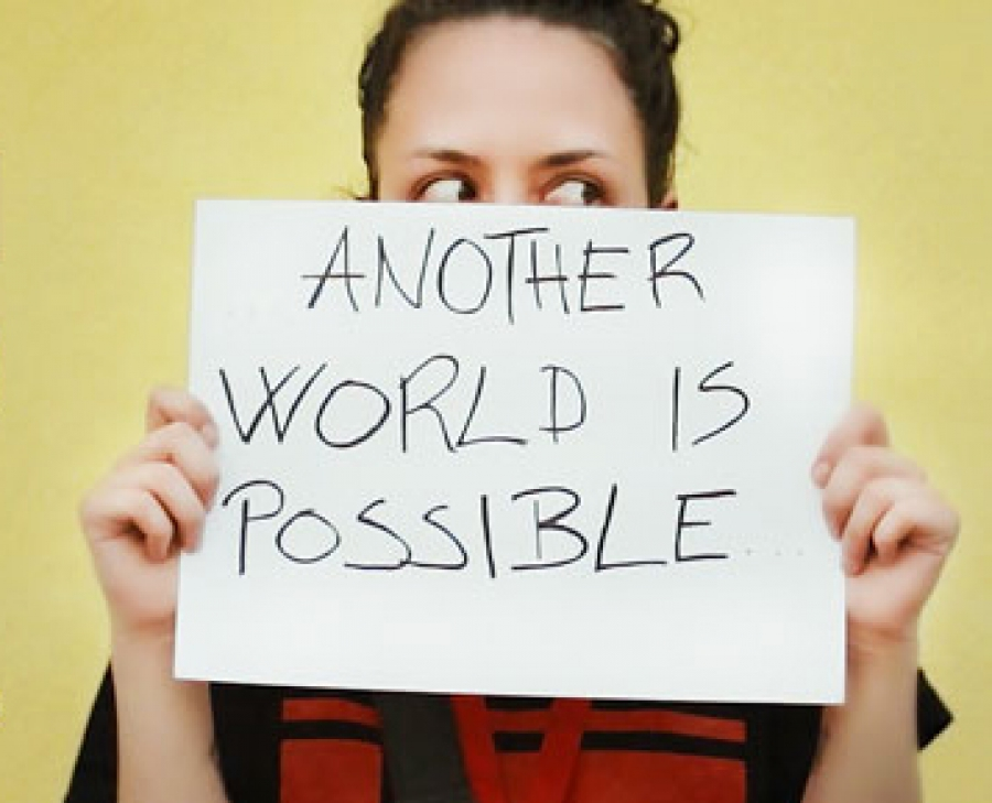 un altro mondo possibile