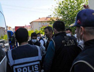 turchia arresto di uno dei sindaci Hdp