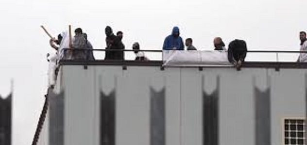 carcere capua-vetere