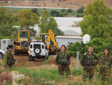 palestina soldati israeliani