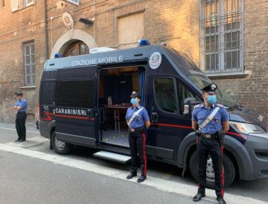 piacenza carabinieri casema levante
