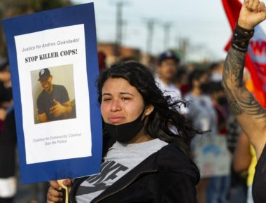 usa proteste abusi polizia