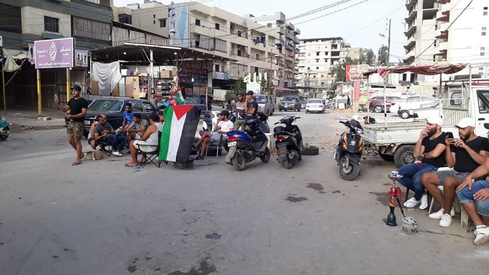profughi palestinesi libano