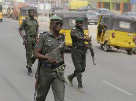 nigeria polizia