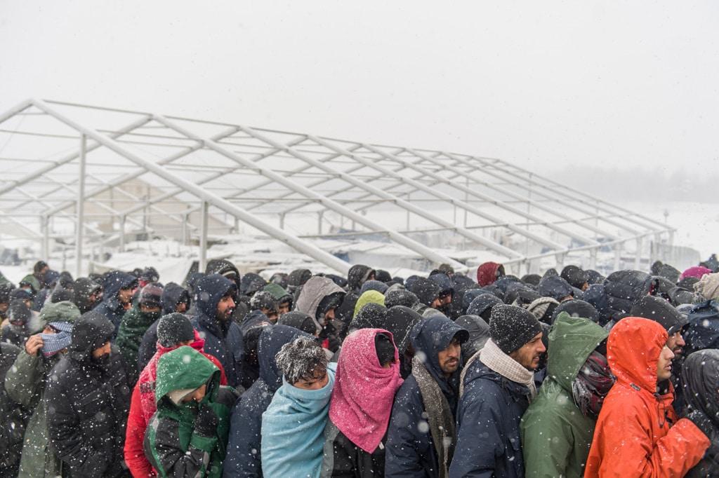 migranti bosnia