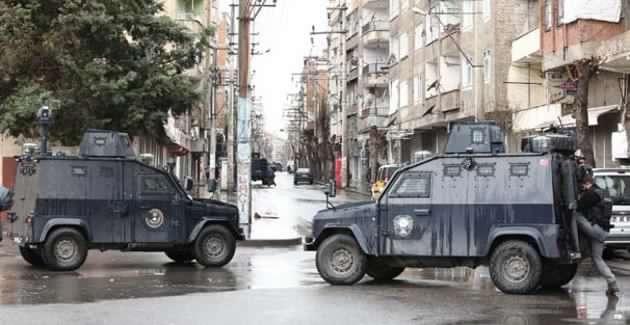 Turchia Kurdistan Baglar-