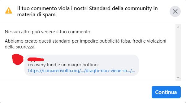 censura fb