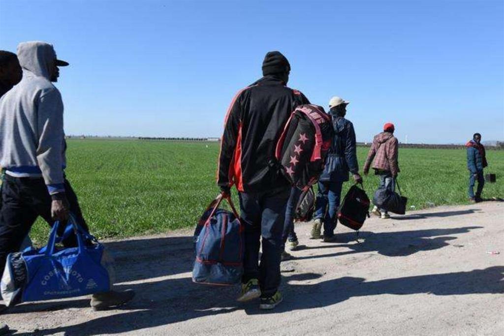 Migranti - gran ghetto