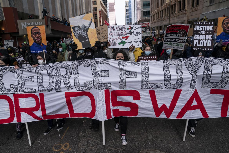 Usa processo Floyd-proteste-lapresse