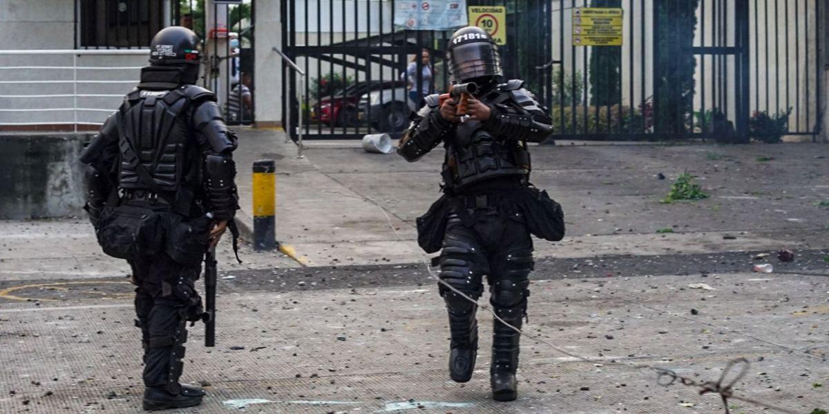 colombia cali 4 giugno