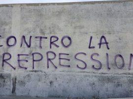 contro la repressione