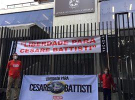 liberta per Cesare Battisti