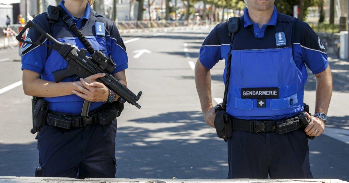 svizzera gendarmeria-polizia