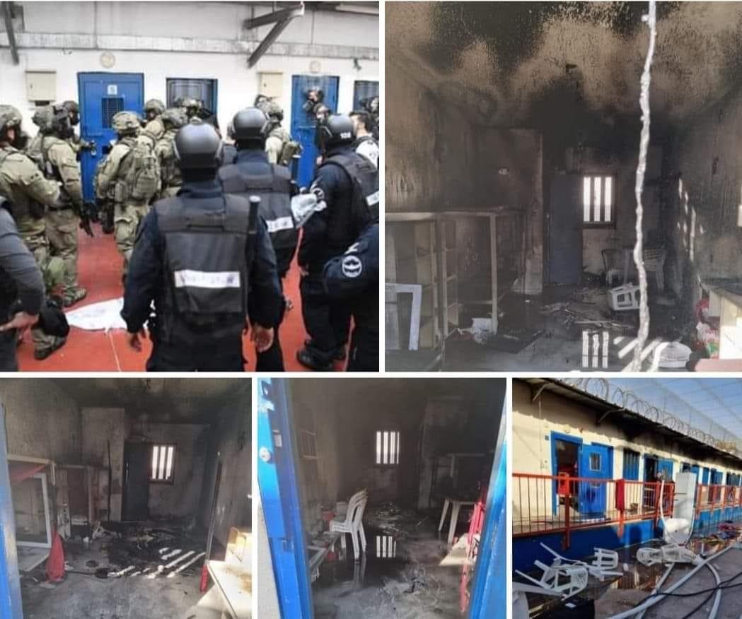 carceri-israeliane-rivolte