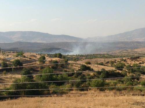 incendi kurdistan