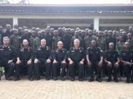 Ruanda carabinieri