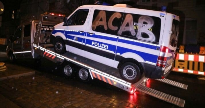 abolire la polizia